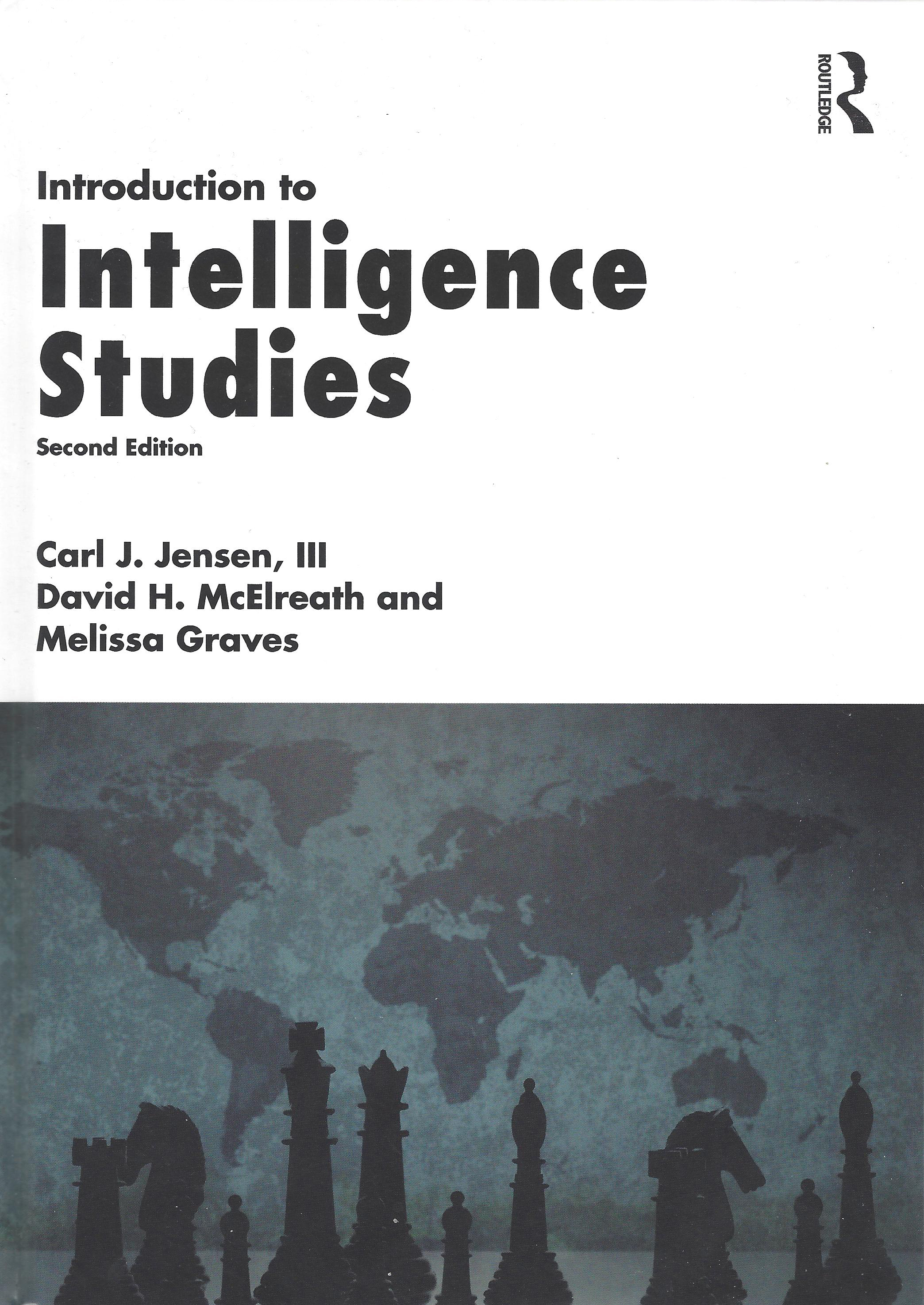 introduction to intelligence studies 2nd ed
