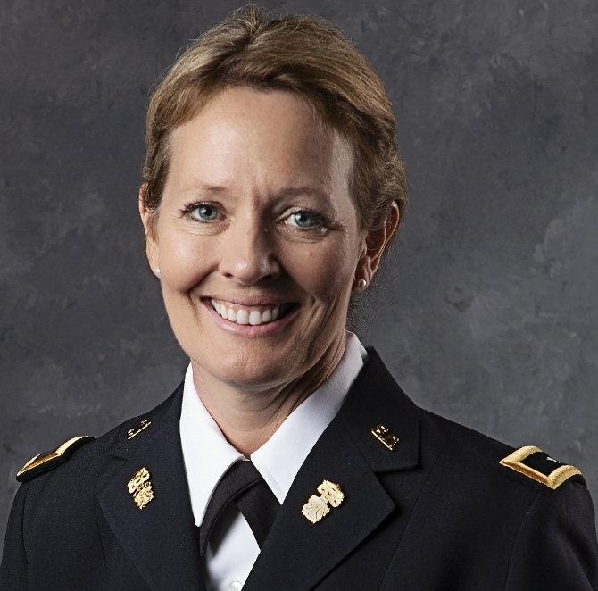Dr. Sally Selden provost and dean of The Citadel