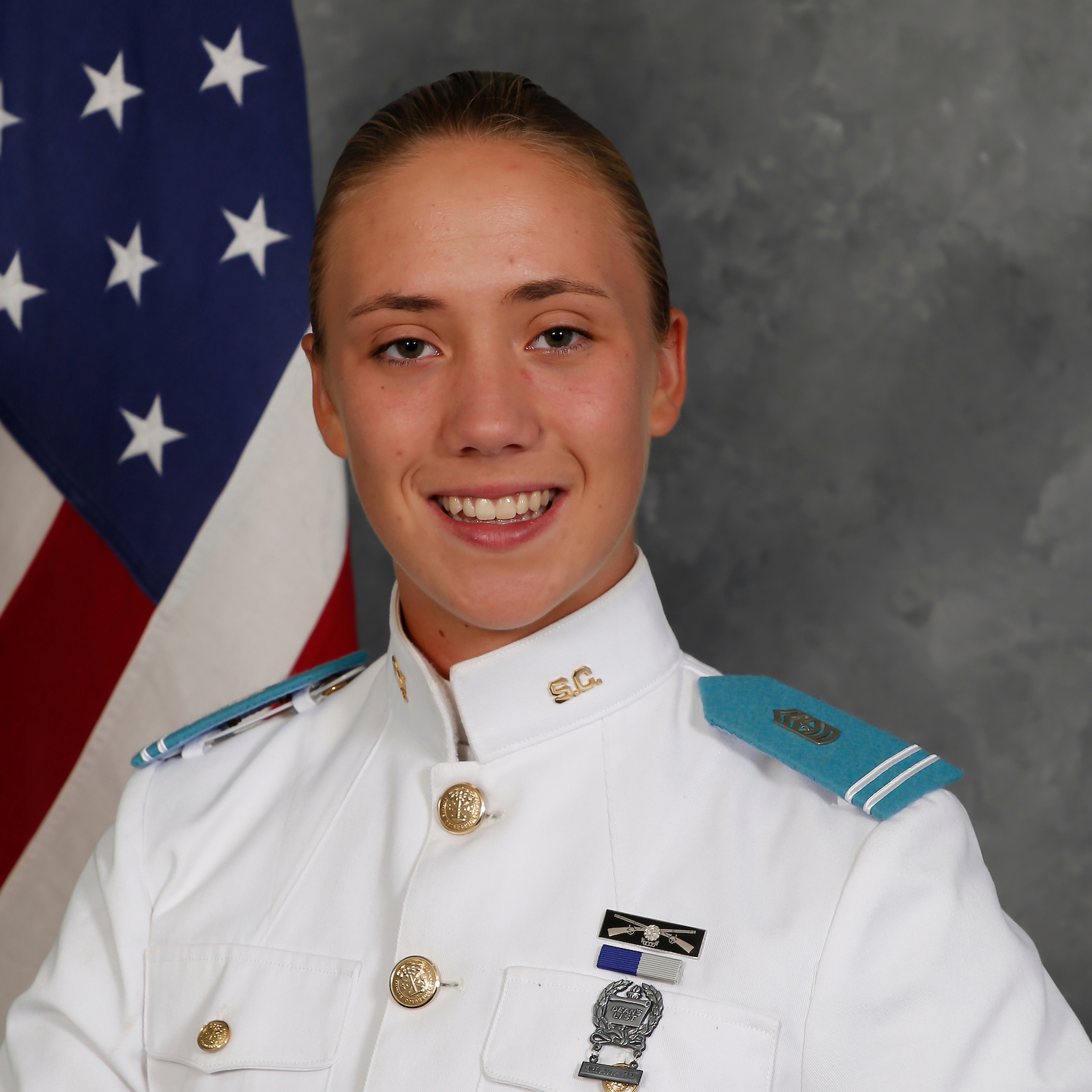 Sara Zorn Regimental Commander