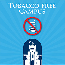 The Citadel is officially tobacco-free