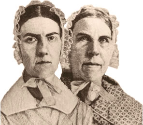 The Grimke Sisters: Sarah and Angelina Grimke