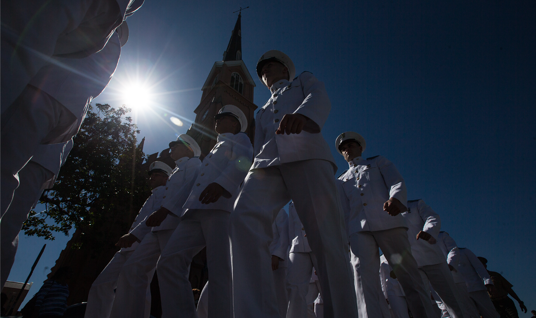 The Citadel's 175th Anniversary
