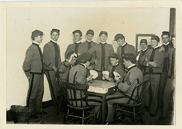 cadets-playing-cards-1900