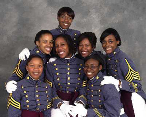 first-African-American-women-cadets