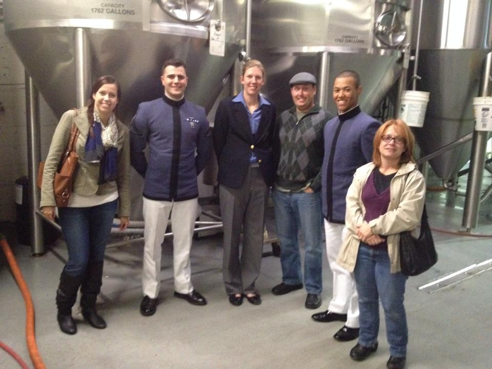 palmetto brewery tour 2014