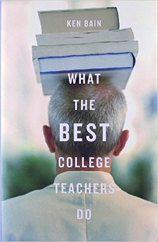 best college teachers do book