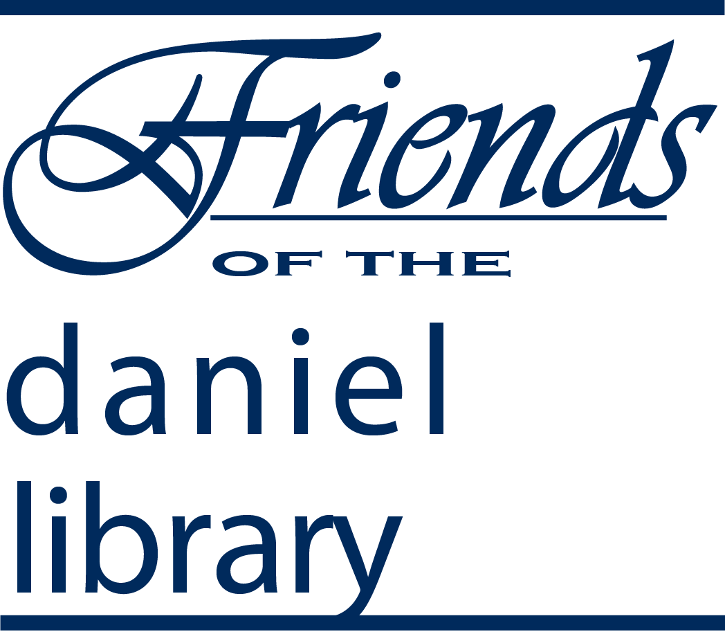 Friends of The daniel Library logo