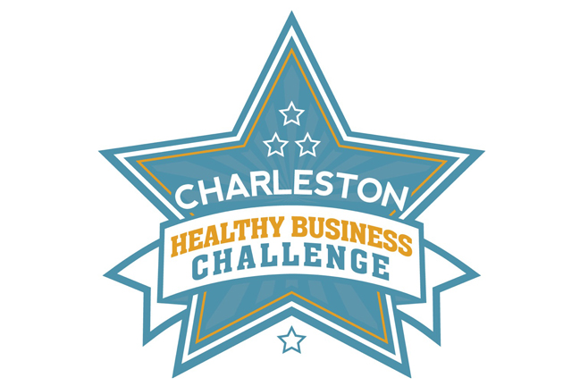 Charleston Healthy Business Challenge logo