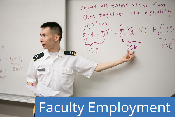 faculty employment