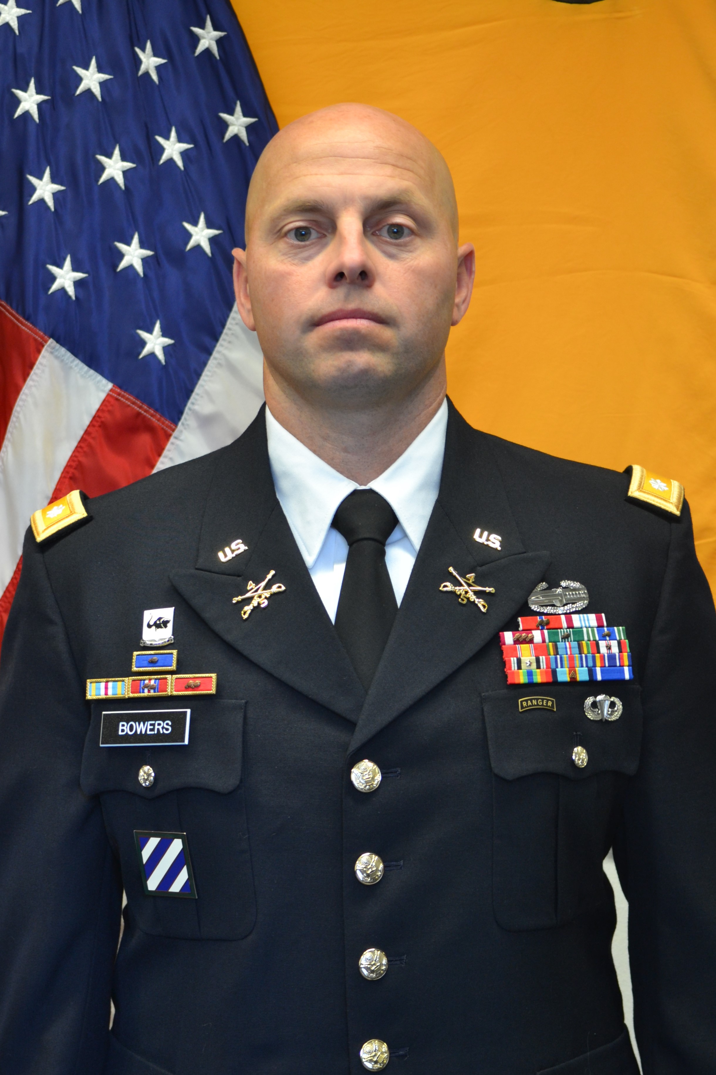 LTC Hunter Bowers