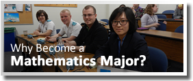 Why become a mathematics major?