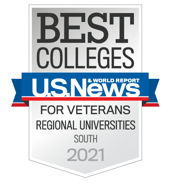 Us News and World Report Veterans Rankings - The Citadel - 201