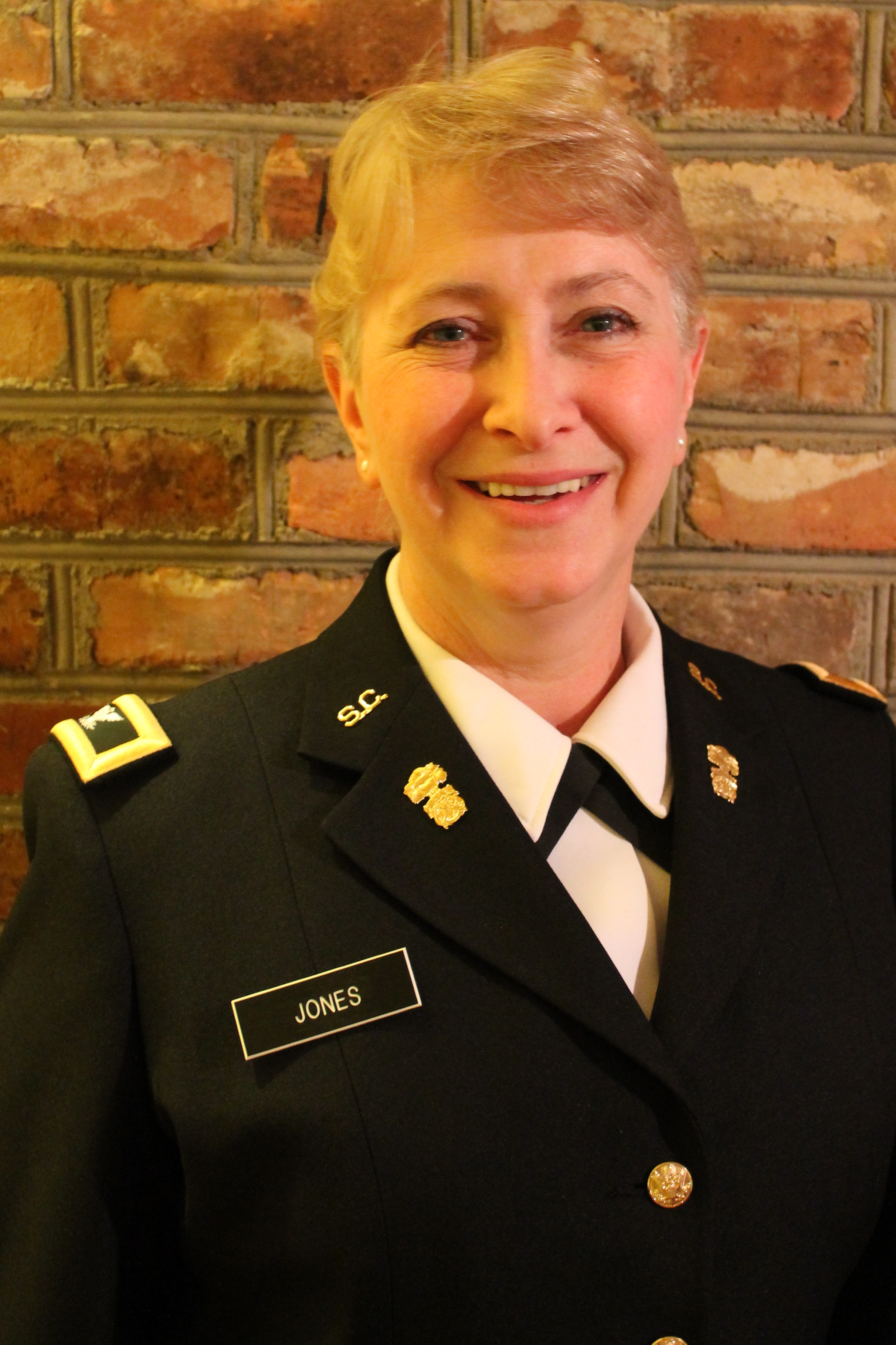 col kathryn richardson jones