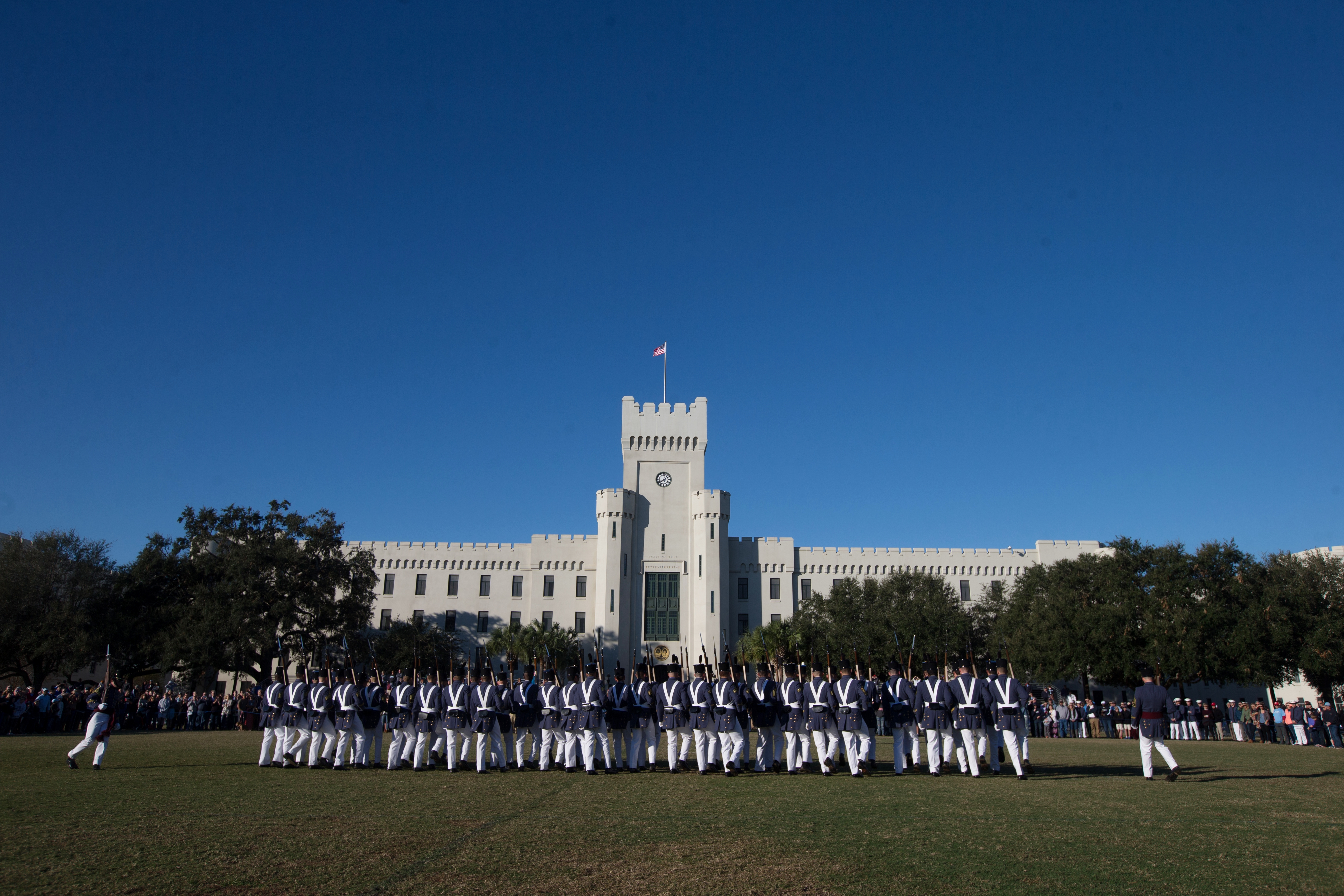 The Citadel Summerall Guard