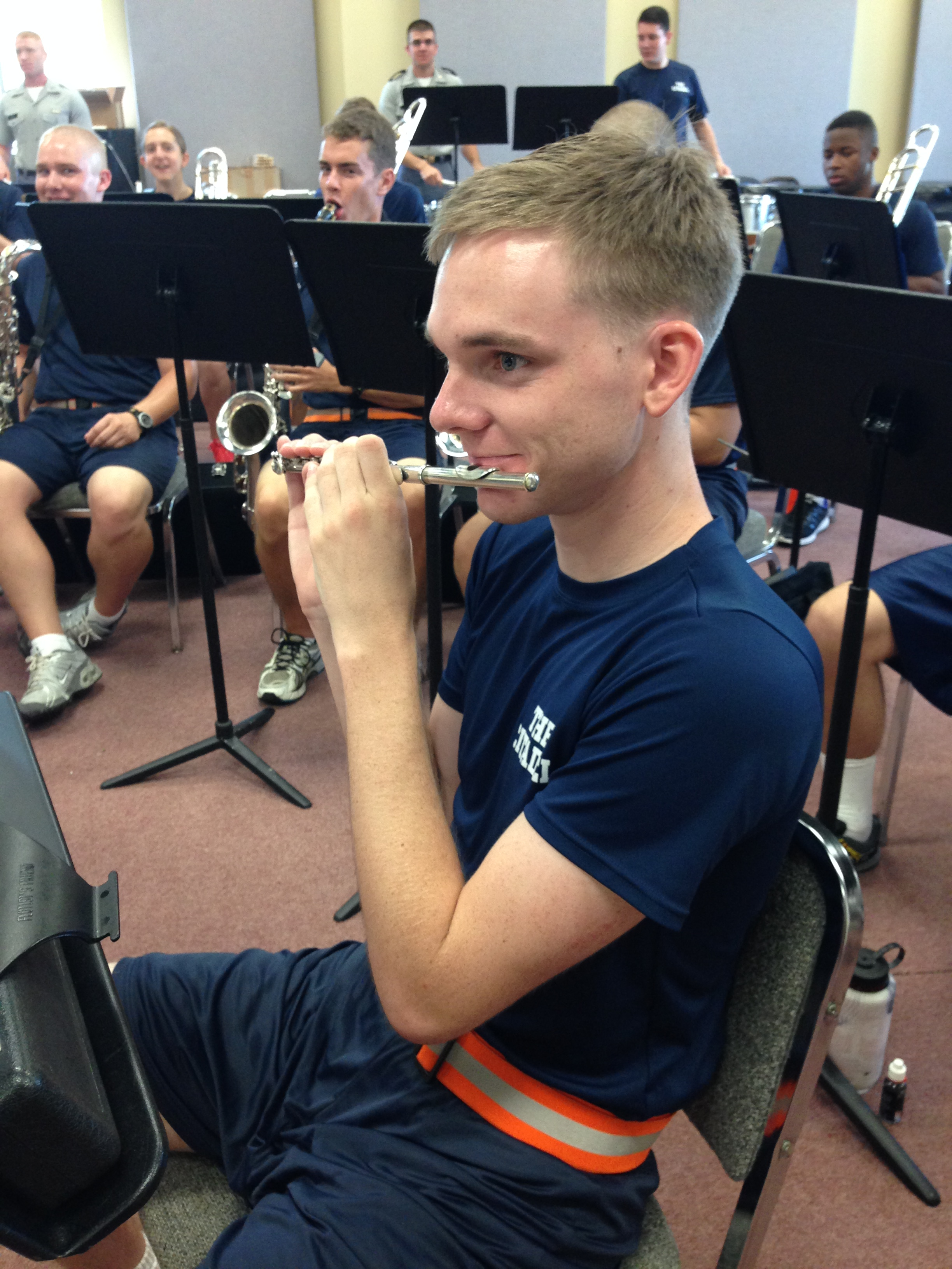 2015-Citadel-Regimental-Band-and-Pipes-member