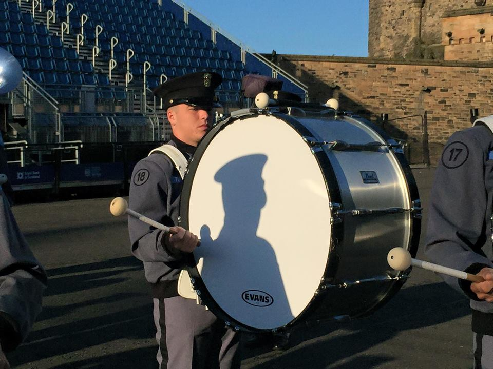 Citadel-Bass-Drum-Player-Edinburgh-Castle-2015