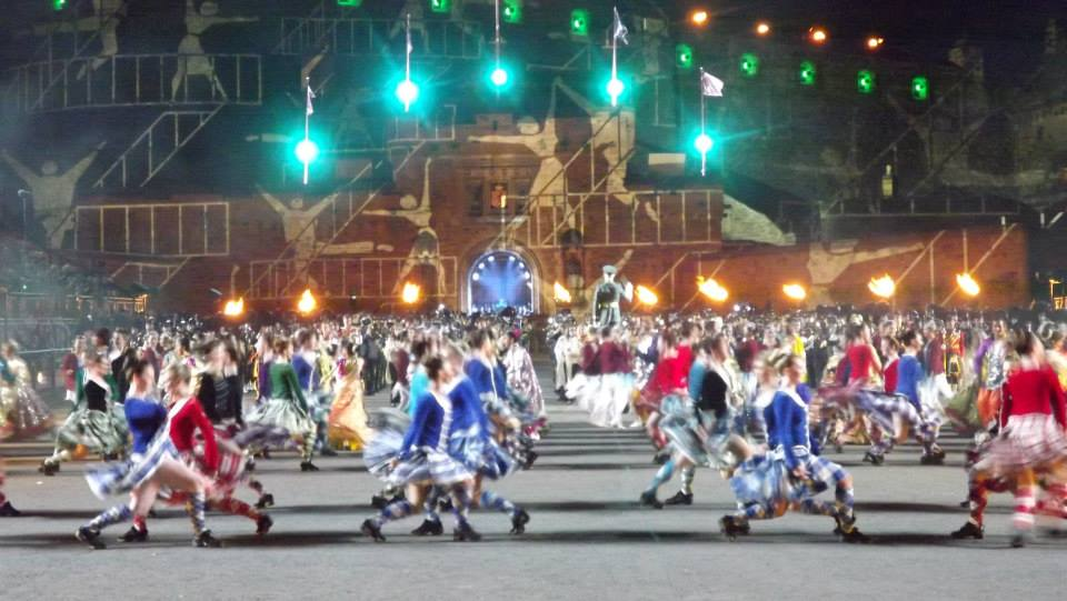 Citadel Edinburgh Tattoo 2015 - First Performance