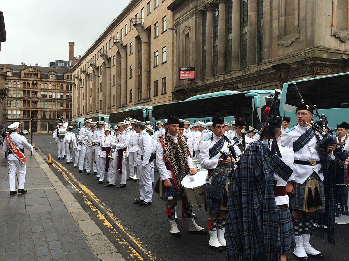 Citadel-Tattoo-in-the-streets-of-Glasgow-City