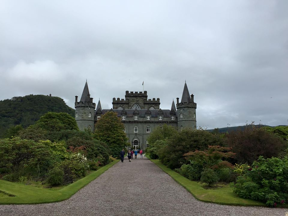 Castles and Lochs of the Western Highlands