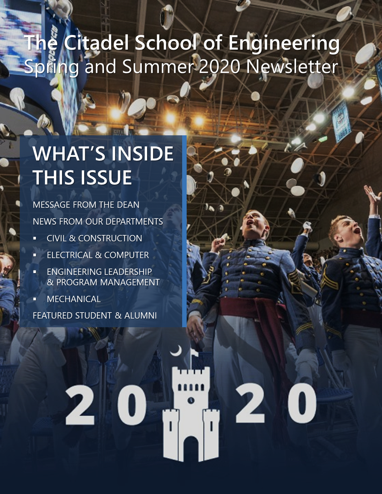 Spring and Summer 2020 Newsletter