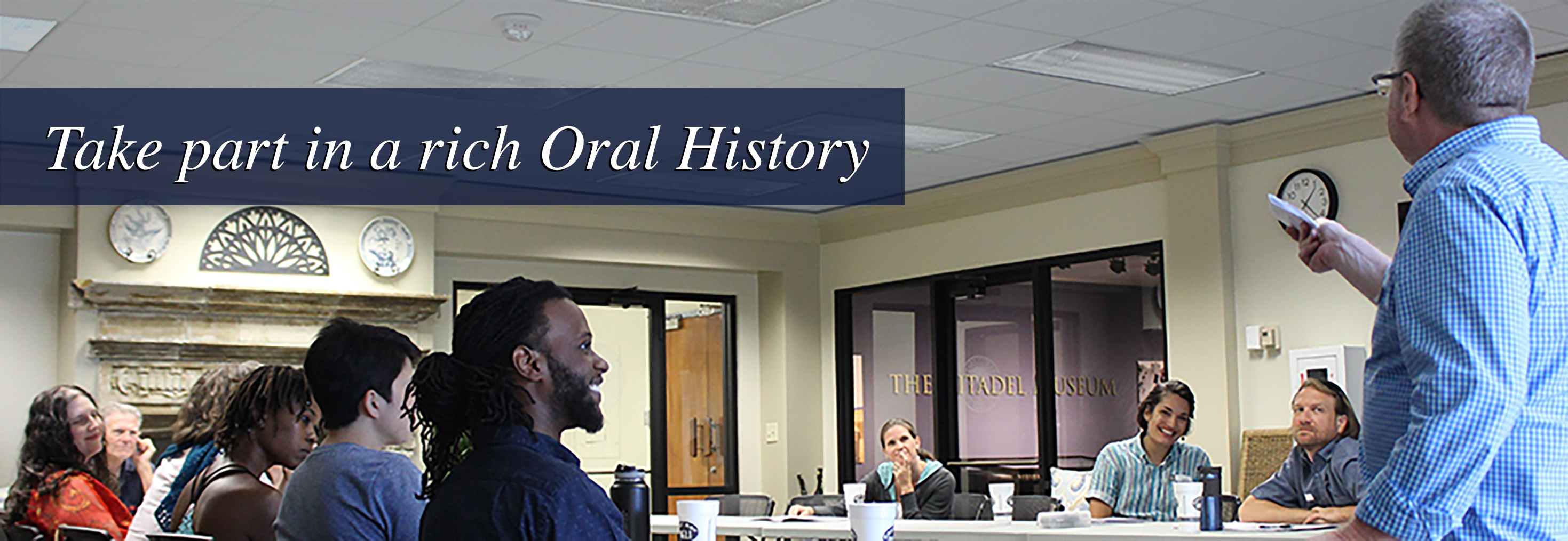 The Citadel Oral History Program